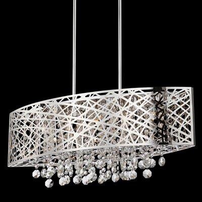 Lite Source Benedetta 5 Light Pendant
