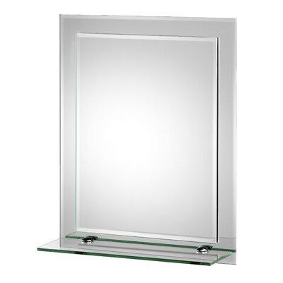 Croydex Devoke Rectangular Double Layer Mirror