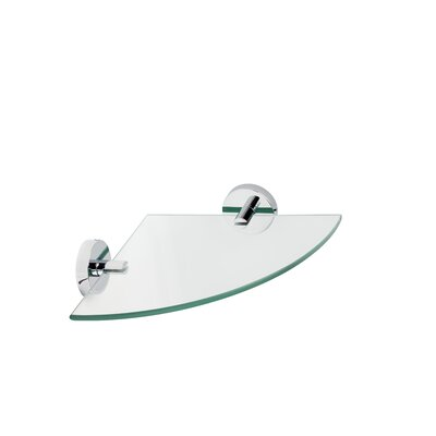 Croydex Pendle 22 x 5.4cm Bathroom Shelf