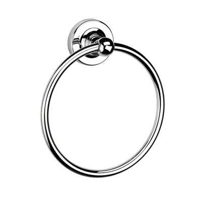 Croydex Wimbourne Wall Mounted Towel Ring