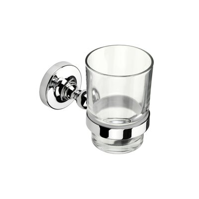 Croydex Wimbourne Tumbler and Holdert