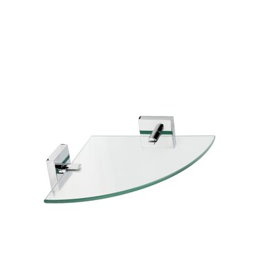 Croydex Chester 22 x 5.4cm Bathroom Shelf