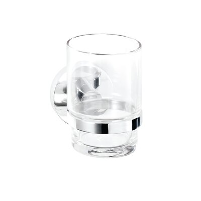 Croydex Britannia Tumbler and Holder