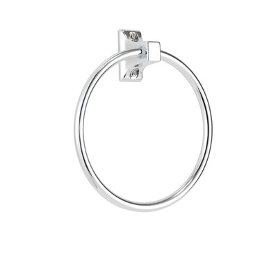 Croydex Sutton Wall Mounted Towel Ring