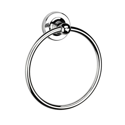 Croydex Worcester Wall Mounted Towel Ring