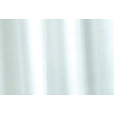 Croydex Plain PVC Shower Curtain