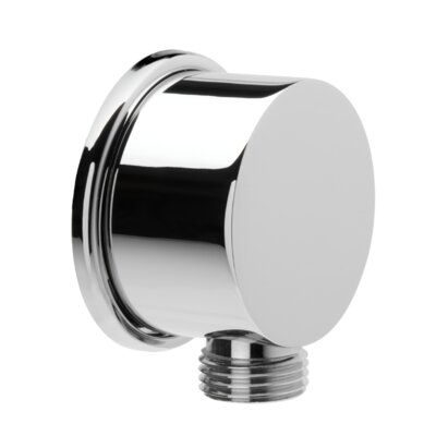 Croydex Wall Outlet Elbow for Concealed Supply Showers