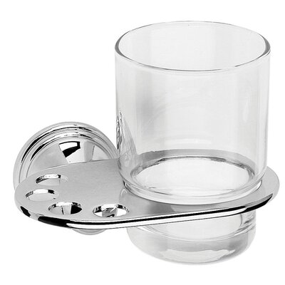 Croydex Westminster Tumbler and Holder
