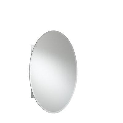 Croydex 53cm x 49cm Surface Mount Mirror Cabinet