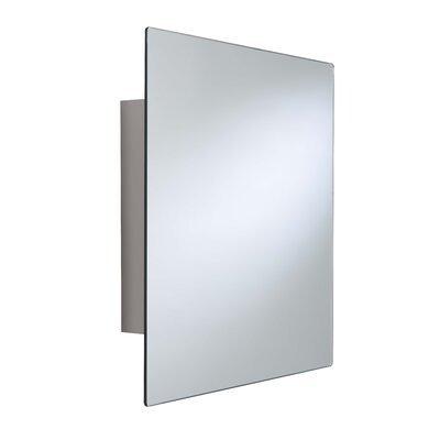 Croydex Dart 45cm x 45cm Recessed Mirror Cabinet