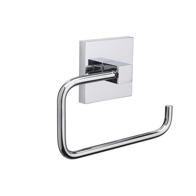 Croydex Brompton Wall Mounted Toilet Roll Holder