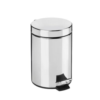 Croydex 3-Litre Bin with Soft Close