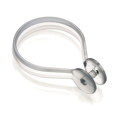Croydex Shower Curtain Ring