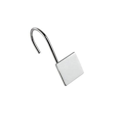 Croydex Metal Shower Curtain Ring