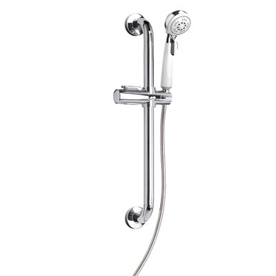 Croydex 4 Function Shower Rail Kit