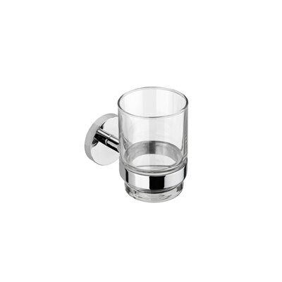 Croydex Romsey Tumbler and Holder