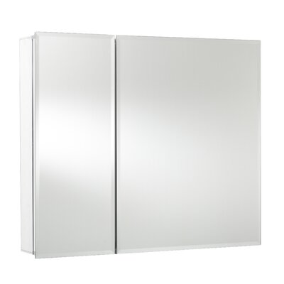 Croydex Bi-View 13cm x 8cm Mirror Cabinet