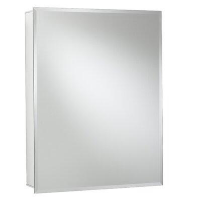 Croydex 61cm x 76cm Surface Mount Mirror Cabinet