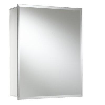 Croydex 40cm x 51cm Surface Mount Mirror Cabinet