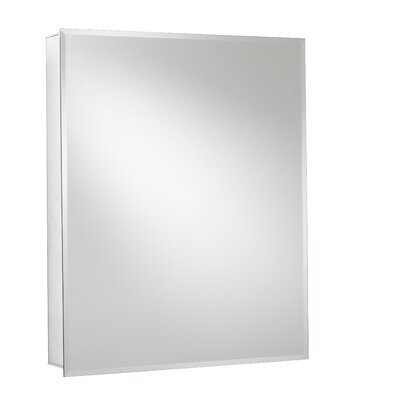 Croydex 51cm x 66cm Surface Mount Mirror Cabinet