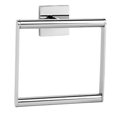Croydex Chester Wall Mounted Towel Ring