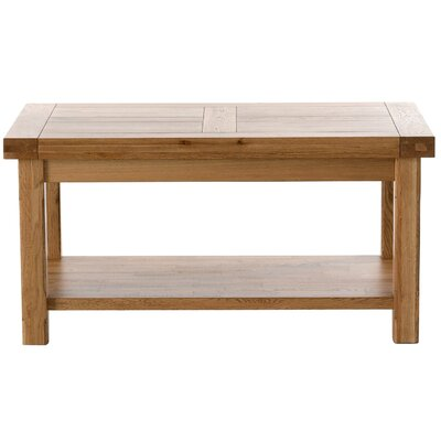 Carlton Furniture Windermere Coffee Table with Magazine Rack