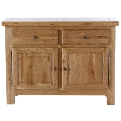 Carlton Furniture Windermere 2 Door 2 Drawer Sideboard