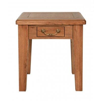 Carlton Furniture Rustic Manor Side Table