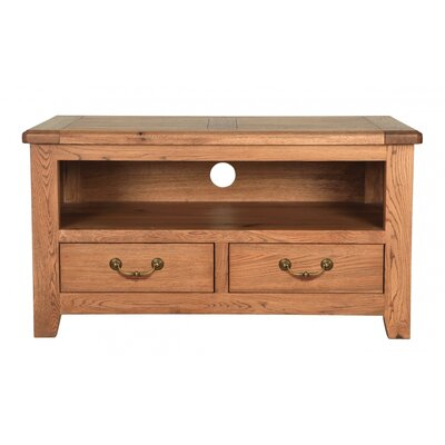 """Carlton Furniture Rustic Manor TV Stand for TVs up to 60"""""""