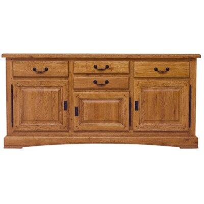 Carlton Furniture Chateau 3 Door 4 Drawer Sideboard