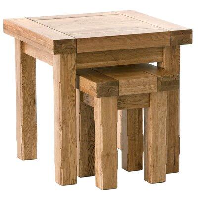 Carlton Furniture Windermere 2 Piece Nest of Tables