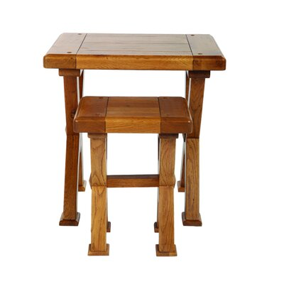 Carlton Furniture Chateau 2 Piece Nest of Tables