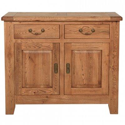 Carlton Furniture Rustic Manor 2 Door 2 Drawer Sideboard