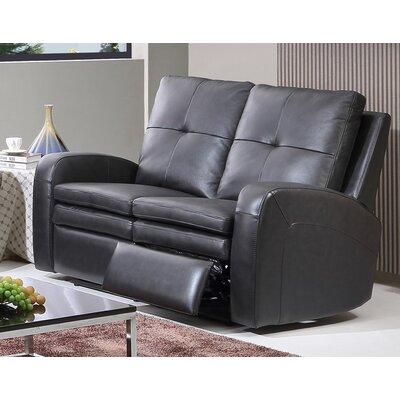 Hyde Line Furniture Sarah Genuine Leather 2 Seater Sofa
