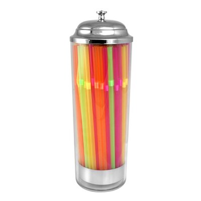 Astroluxe Ltd T/A Zodiac Stainless Products Company 25,5 cm Strohhalmspender