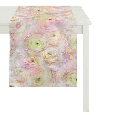 Apelt Tischläufer 2107 Springtime aus 100% Baumwolle