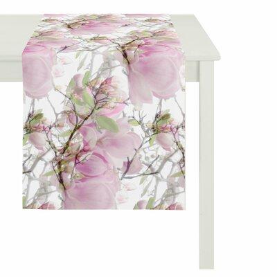 Apelt Tischläufer 2106 Springtime aus 100% Baumwolle