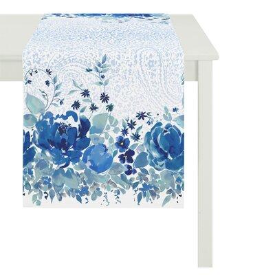 Apelt Tischläufer 3049 Summer Garden aus 100% Baumwolle