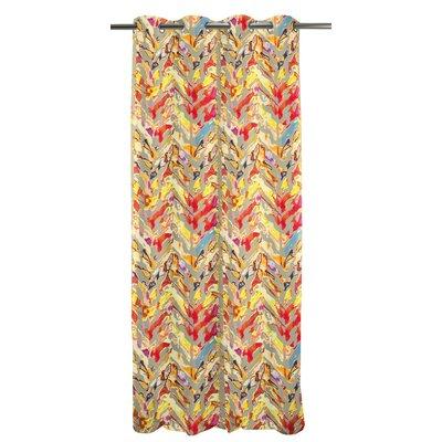 Apelt Einzel-Vorhang Achat Unique