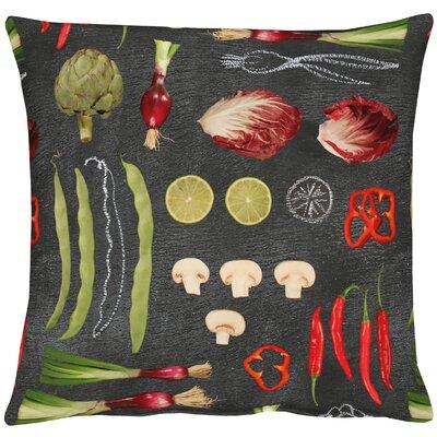 Apelt Kissenbezug Gemüse aus 100% Baumwolle