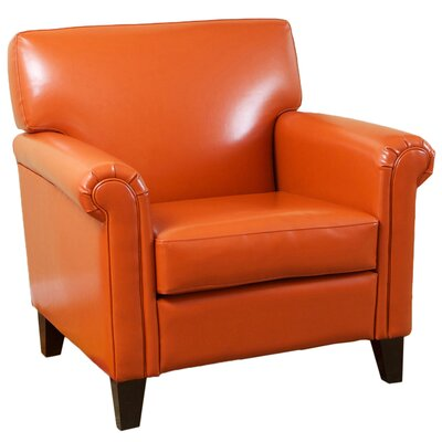 Home Loft Concepts Bonded Leather Chair