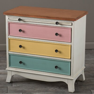 Woodmont 3 Drawer Chest