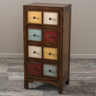Everest 4 Drawer Accent Chest