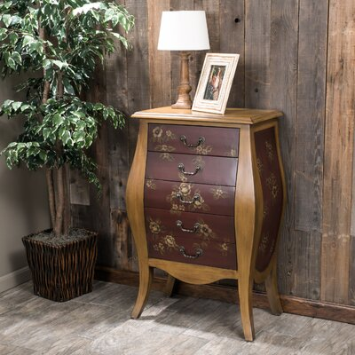 McKinley 5 Drawer Chest