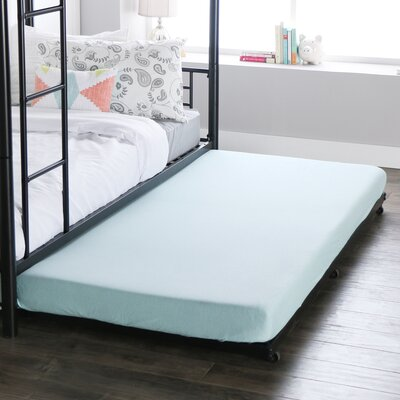 Home Loft Concepts Twin Roll-Out Trundle Bed Frame