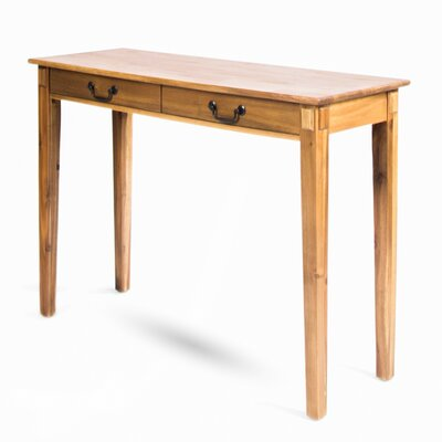 Slovan Console Table Color: Natural