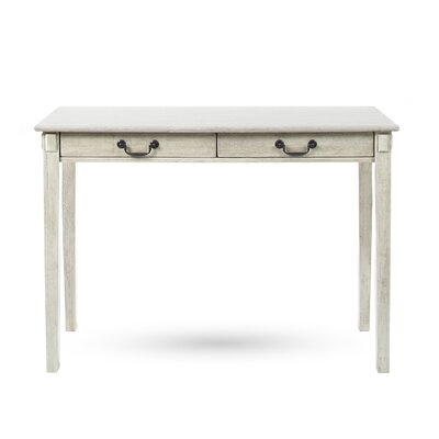 Slovan Console Table Color: Metallic Gray