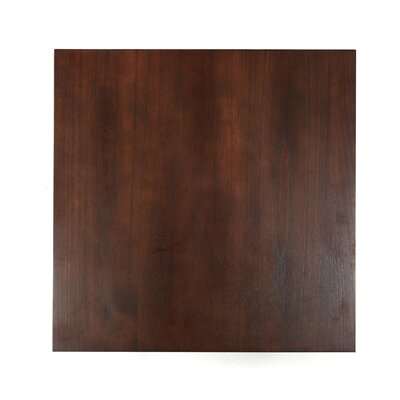 Ramos Faux Wood End Table
