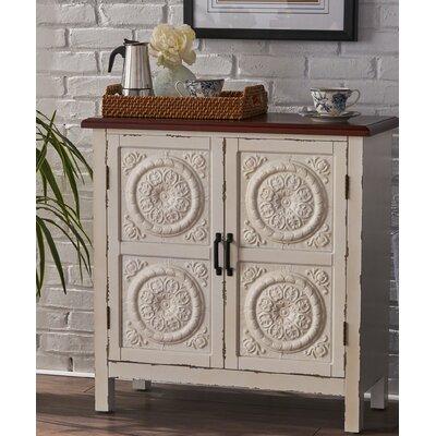 Felan 2 Door Wood Accent Cabinet