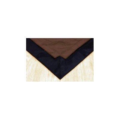 Pet Floor Mat for 2' x 4' Pen Color: Brown Inside & Black Outside